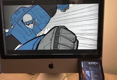 colorisation écran 1,6