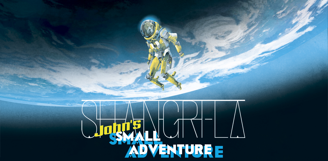 John's small adventure