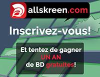 Jeux concours sur Allskreen.com